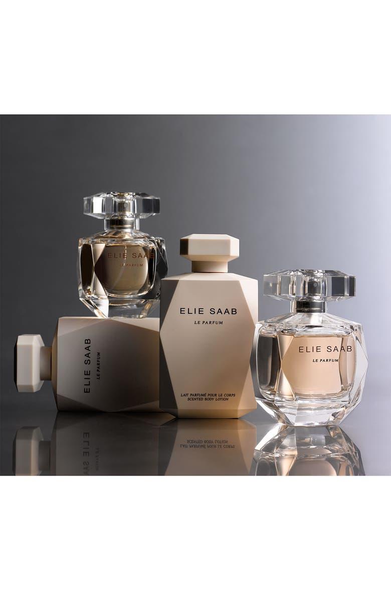 ELIE SAAB 'Le Parfum' Scented Body Lotion, Main, color, NO COLOR