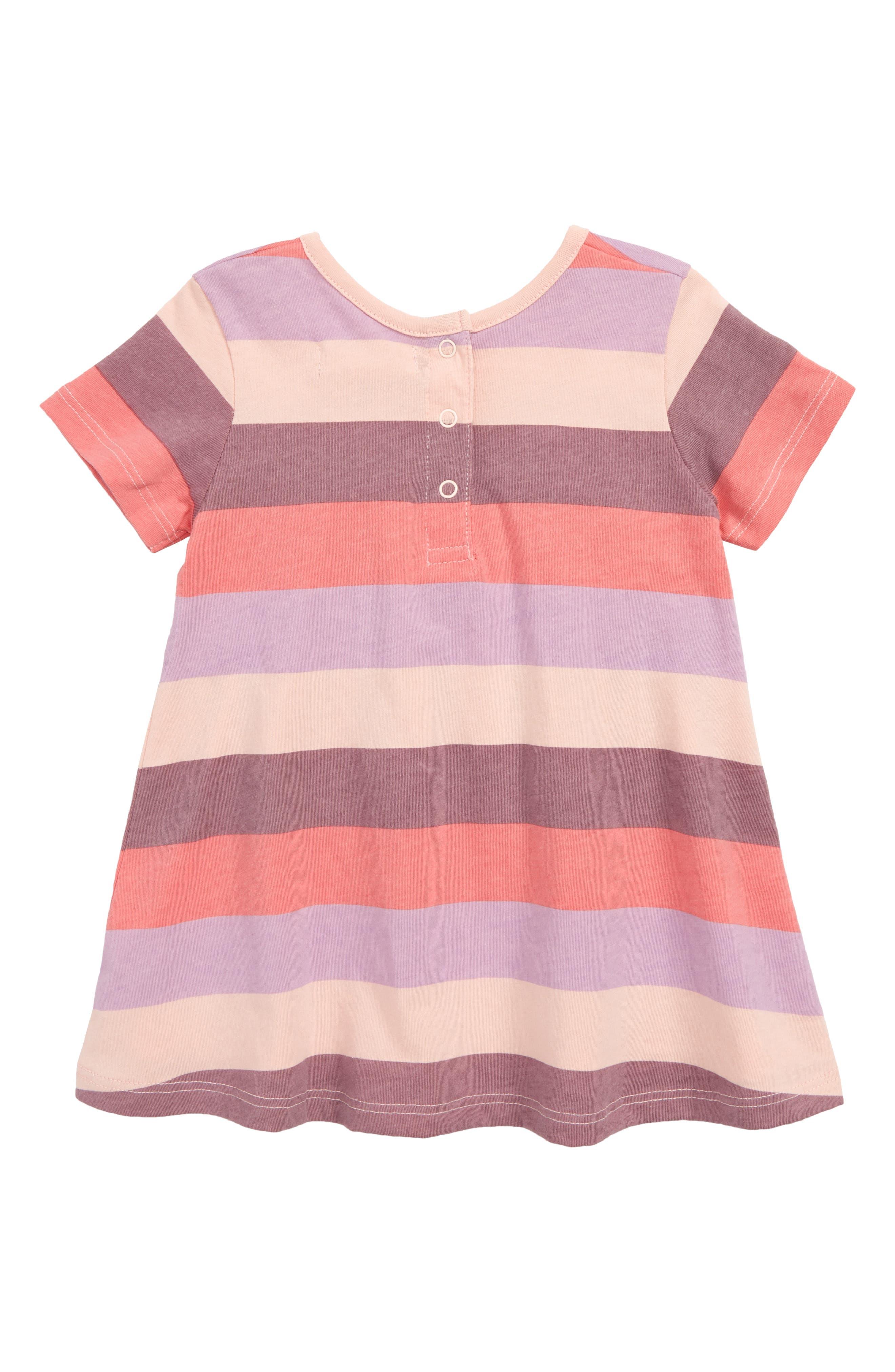 ,                             Peek Khloe Stripe Ruffle Dress,                             Alternate thumbnail 2, color,                             650