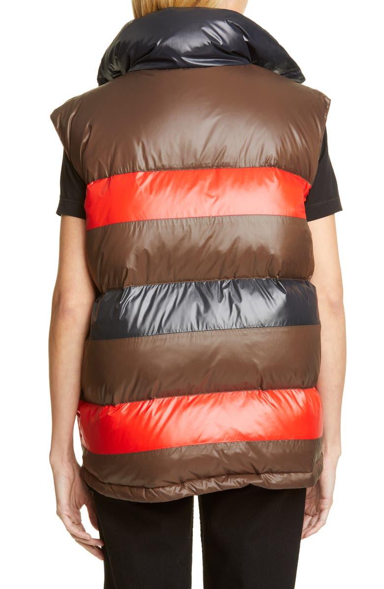 GANNI x 66°North Askja Down Puffer Vest, Main, color, 200