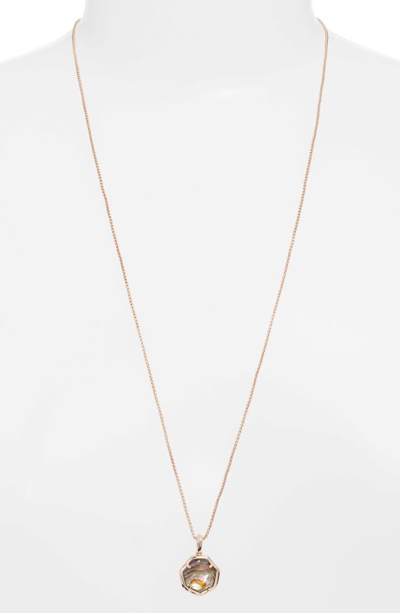 Canon Long Pendant Necklace by Kendra Scott