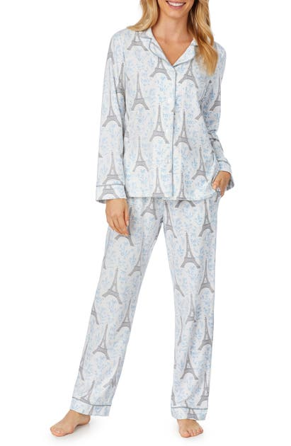 Bedhead Pajamas Cottons BEDHEAD PRINT KNIT PAJAMAS