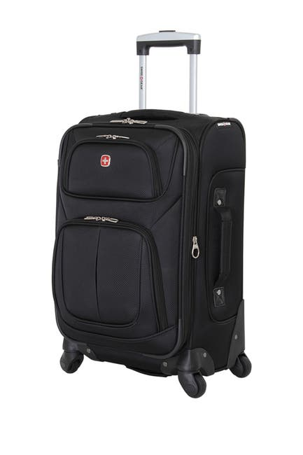 """Image of SwissGear 21"""" Spinner Suitcase"""