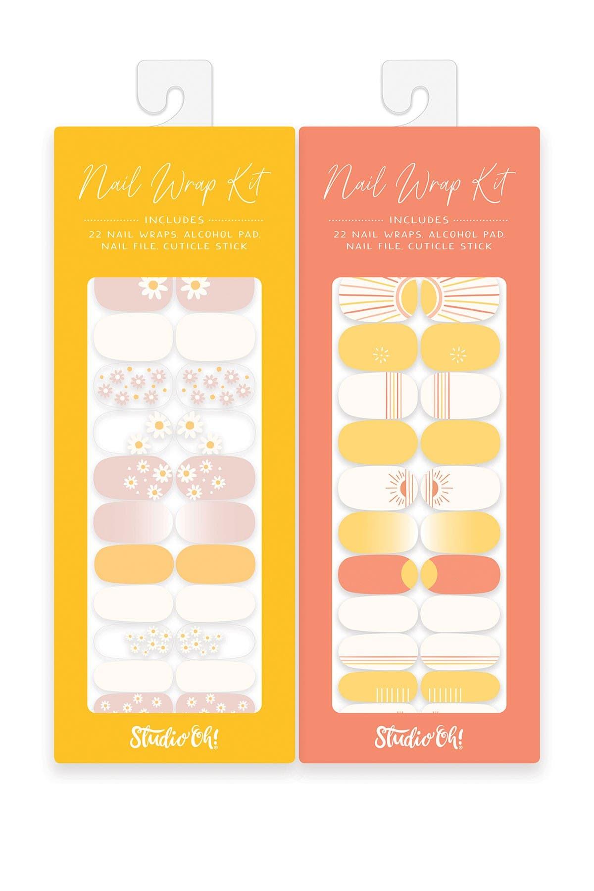 Image of Studio Oh Nail Wrap Kits - Set of 2