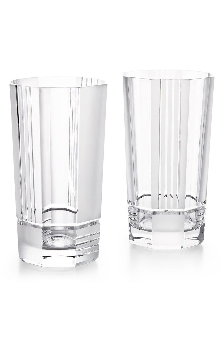 RALPH LAUREN Mercer Set of 2 Highball Glasses, Main, color, 102