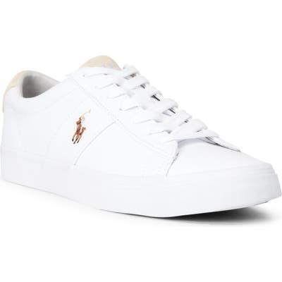 Polo Ralph Lauren Longwood Sneaker - White