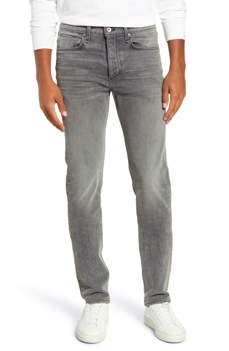 RAG & BONE Fit 2 Slim Fit Jeans, Main, color, GREYSON