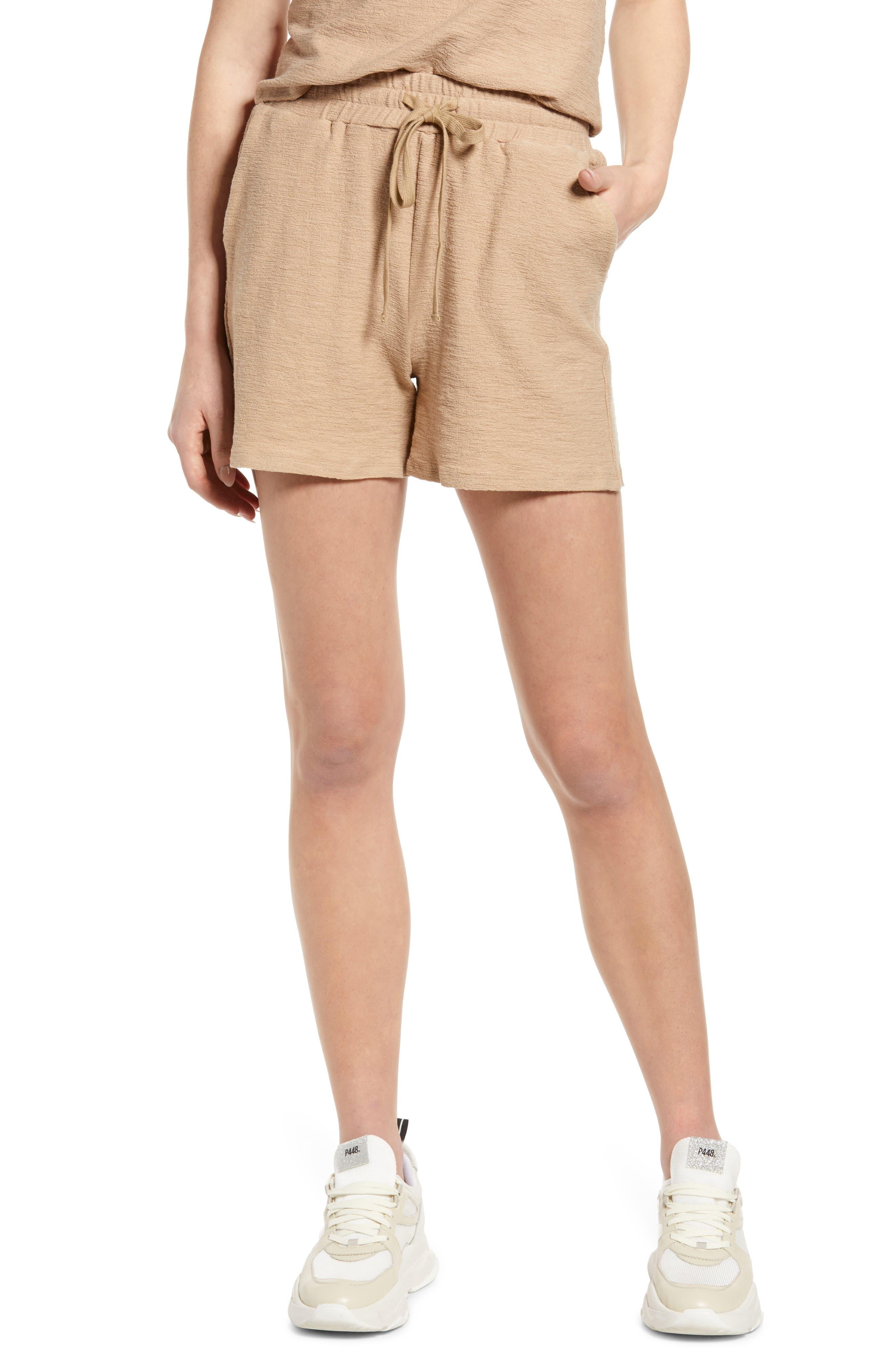 Camille Tie Waist Shorts