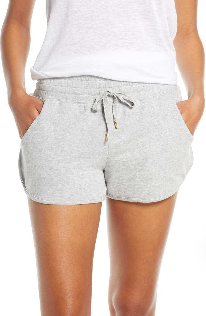 HONEYDEW INTIMATES Summer Lover Lounge Shorts, Main, color, FLINT