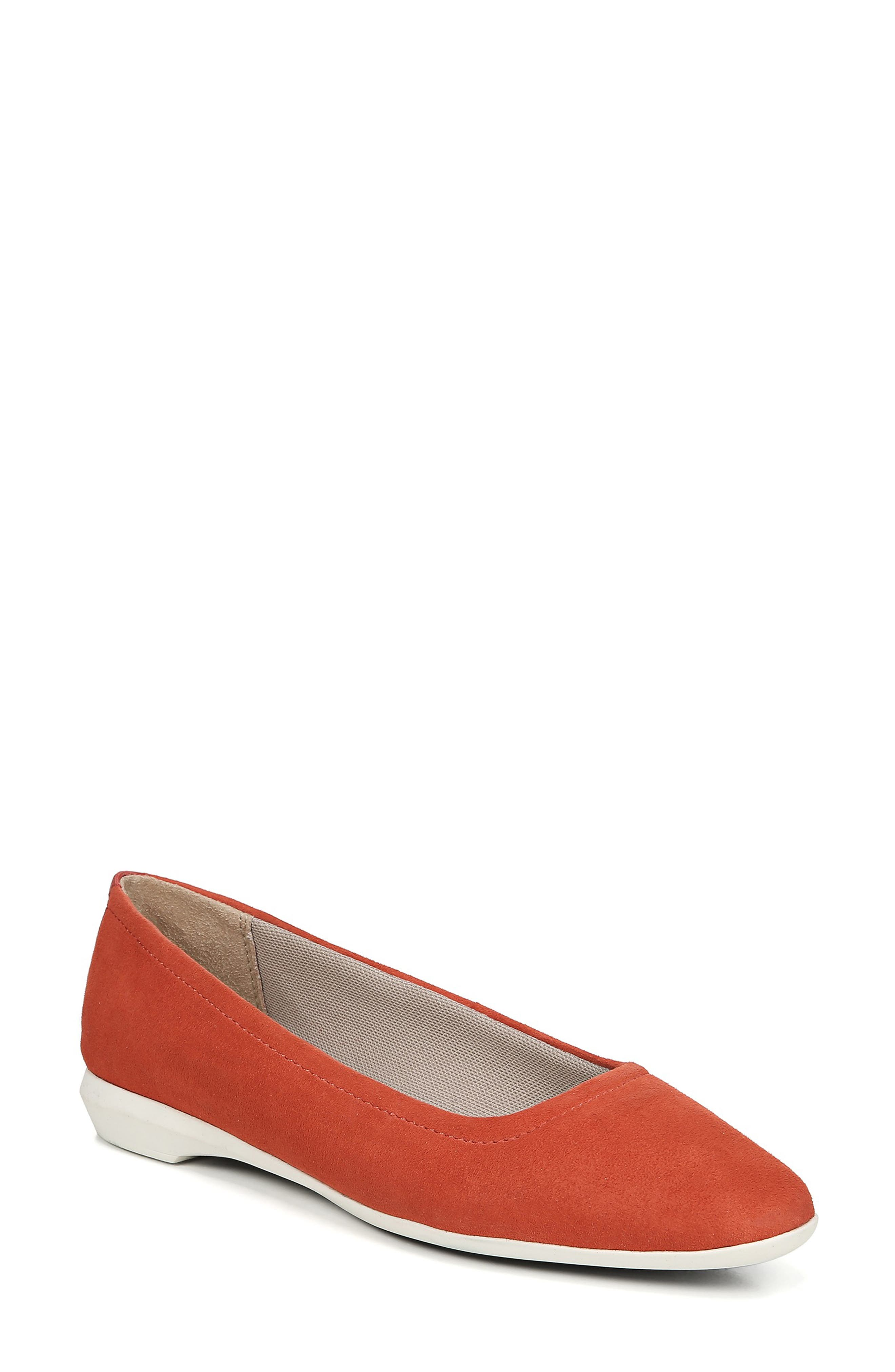 Naturalizer Alya Flat, Orange