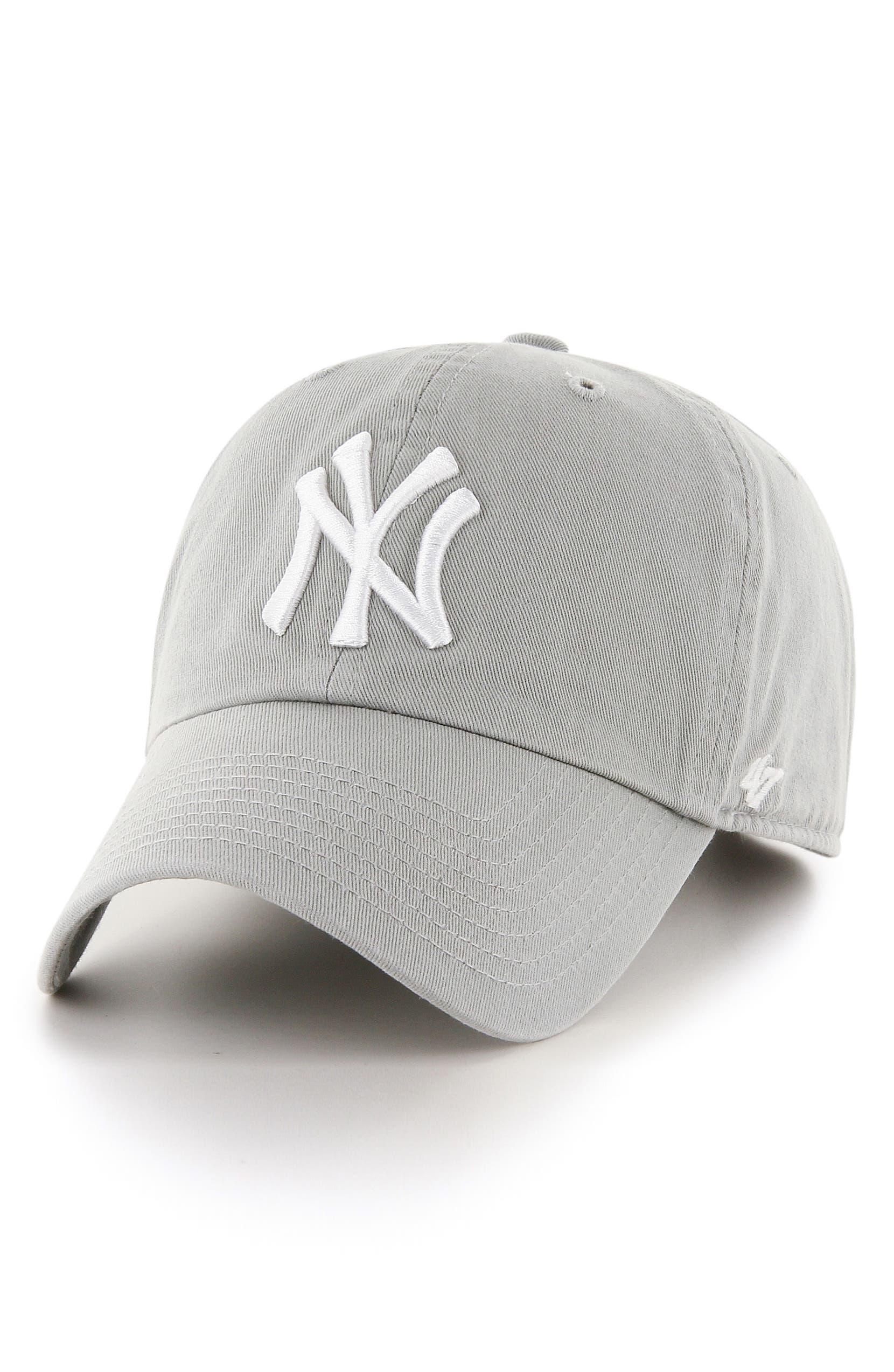 ef33d637 Clean Up NY Yankees Baseball Cap