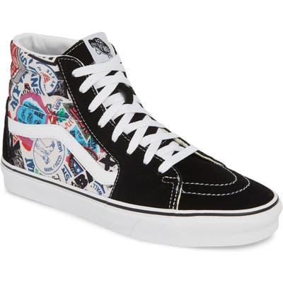 Vans Sk8-Hi Reissue High Top Sneaker- White