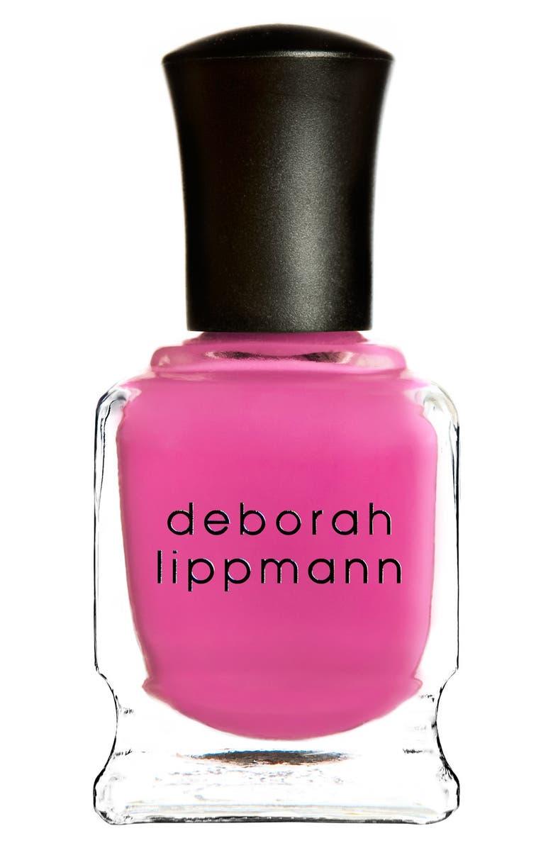 DEBORAH LIPPMANN Nail Color, Main, color, WHIP IT ( C )