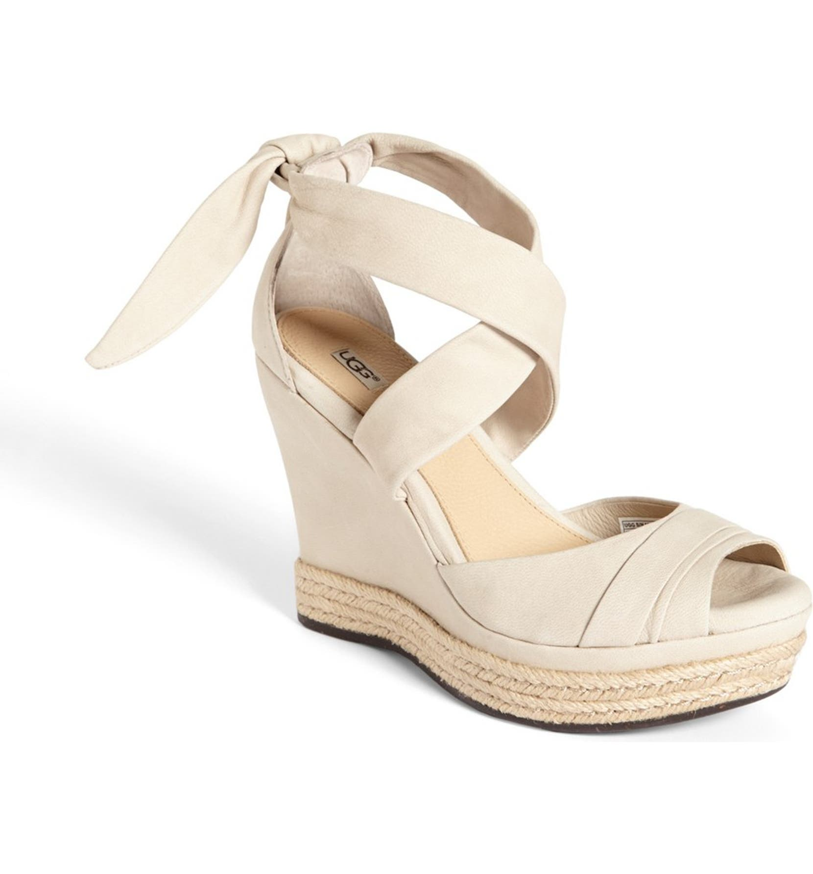 4530fd7fc3d Australia 'Lucy' Wedge Sandal