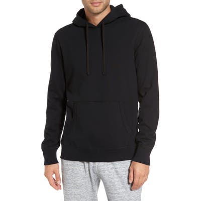 Reigning Champ French Terry Hoodie, Black