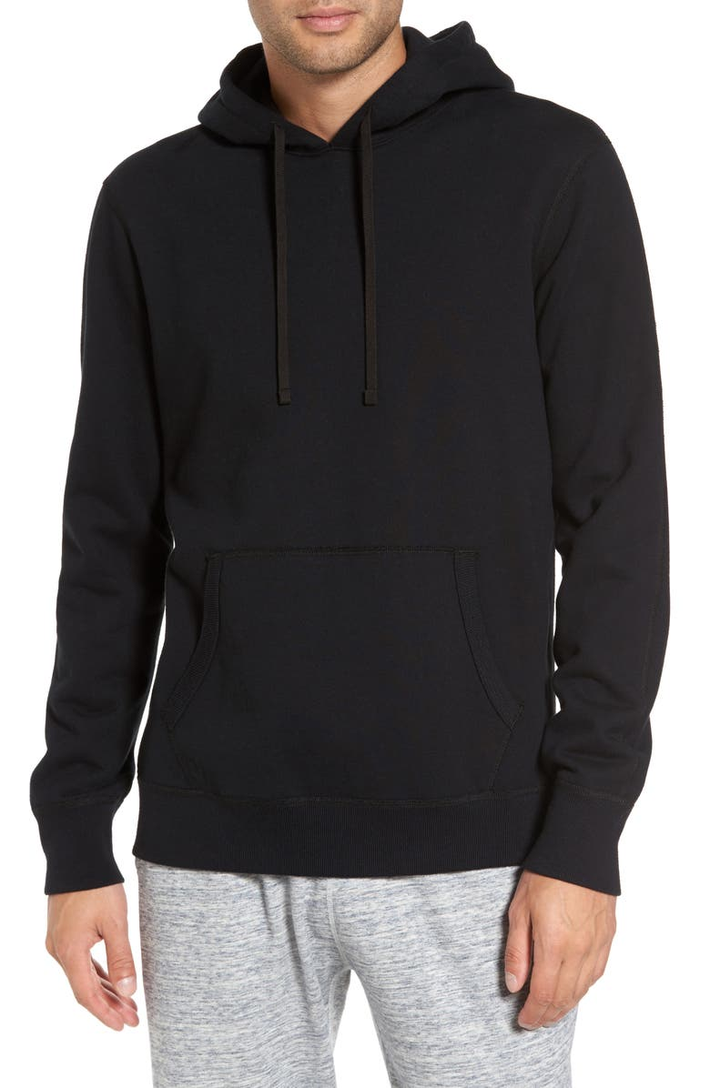 REIGNING CHAMP French Terry Hoodie, Main, color, 001