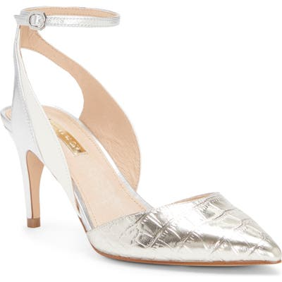 Louise Et Cie Kyrah Pump- Metallic
