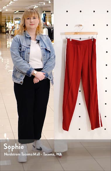 Rylie Wool Track Pants, sales video thumbnail