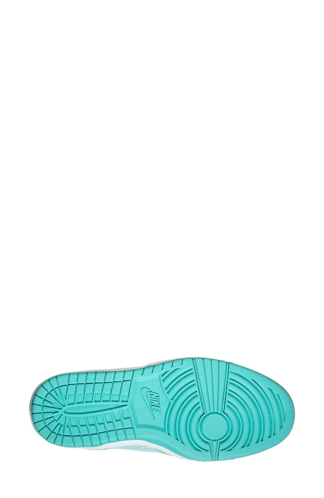 ,                             'Dunk Sky Hi - Essential' Wedge Sneaker,                             Alternate thumbnail 56, color,                             303