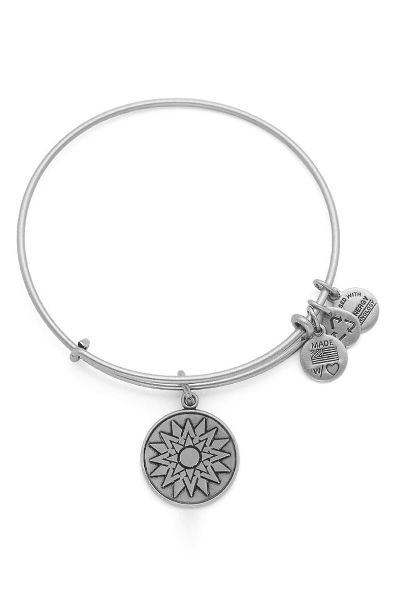 Charity By Design New Beginnings Expandable Wire Bangle