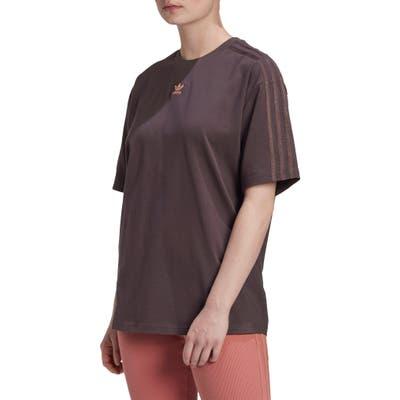 Adidas Originals Boyfriend T-Shirt, Grey