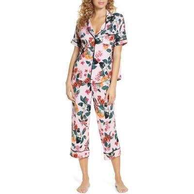 Room Service Crop Pajamas, Pink (Nordstrom Exclusive)