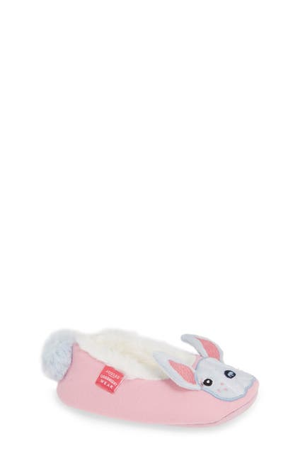 Image of Joules Faux Fur Lined Character Slipper