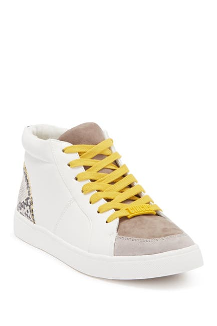 Image of Sam Edelman Deszi Mid-Top Sneakers