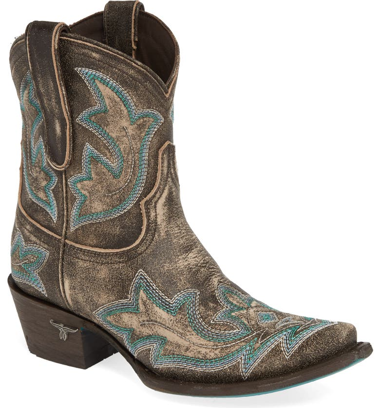 LANE BOOTS Saratoga Western Boot, Main, color, ASHWOOD LEATHER