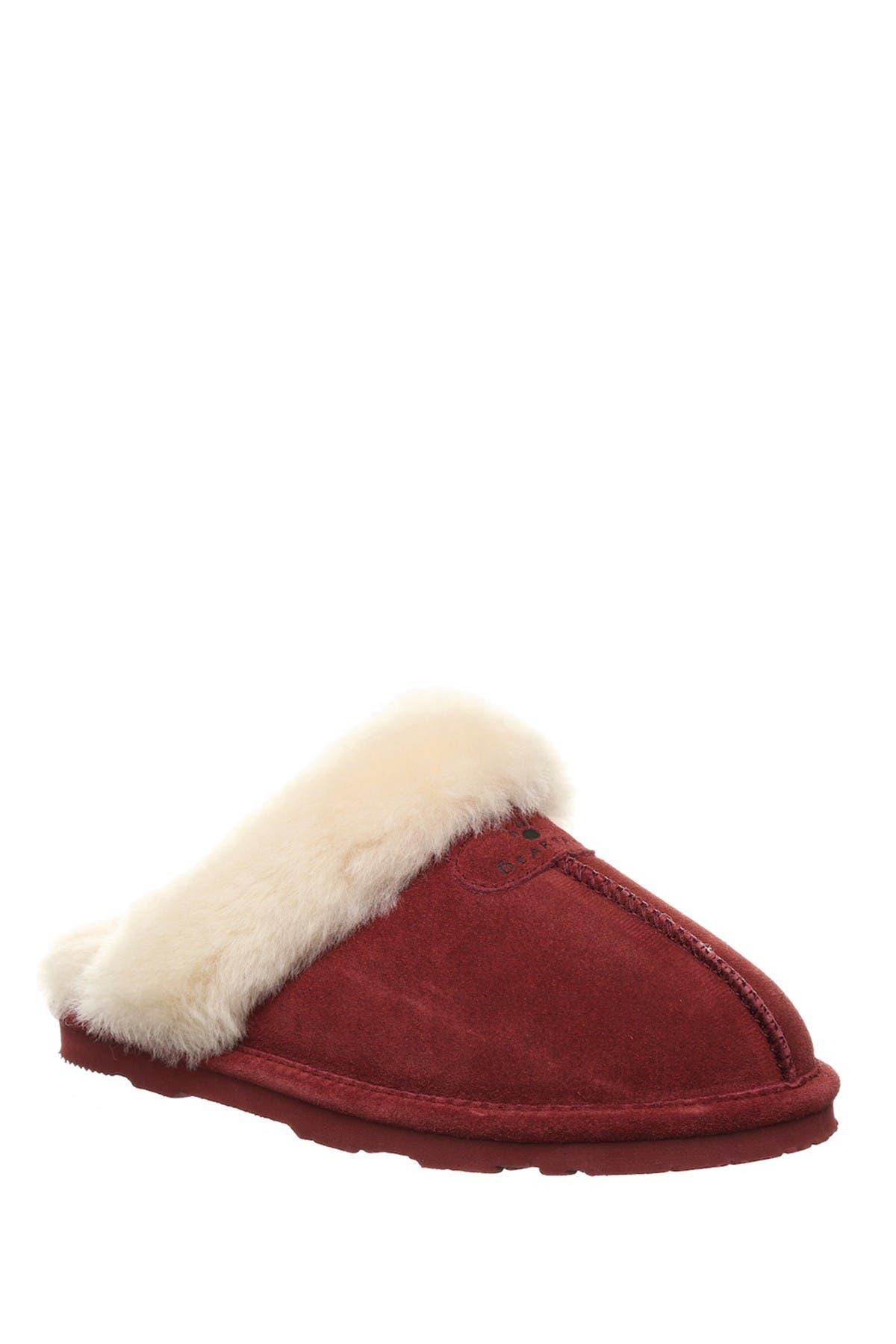 Image of BEARPAW Loki II Genuine Sheepskin Fur Lined Slipper