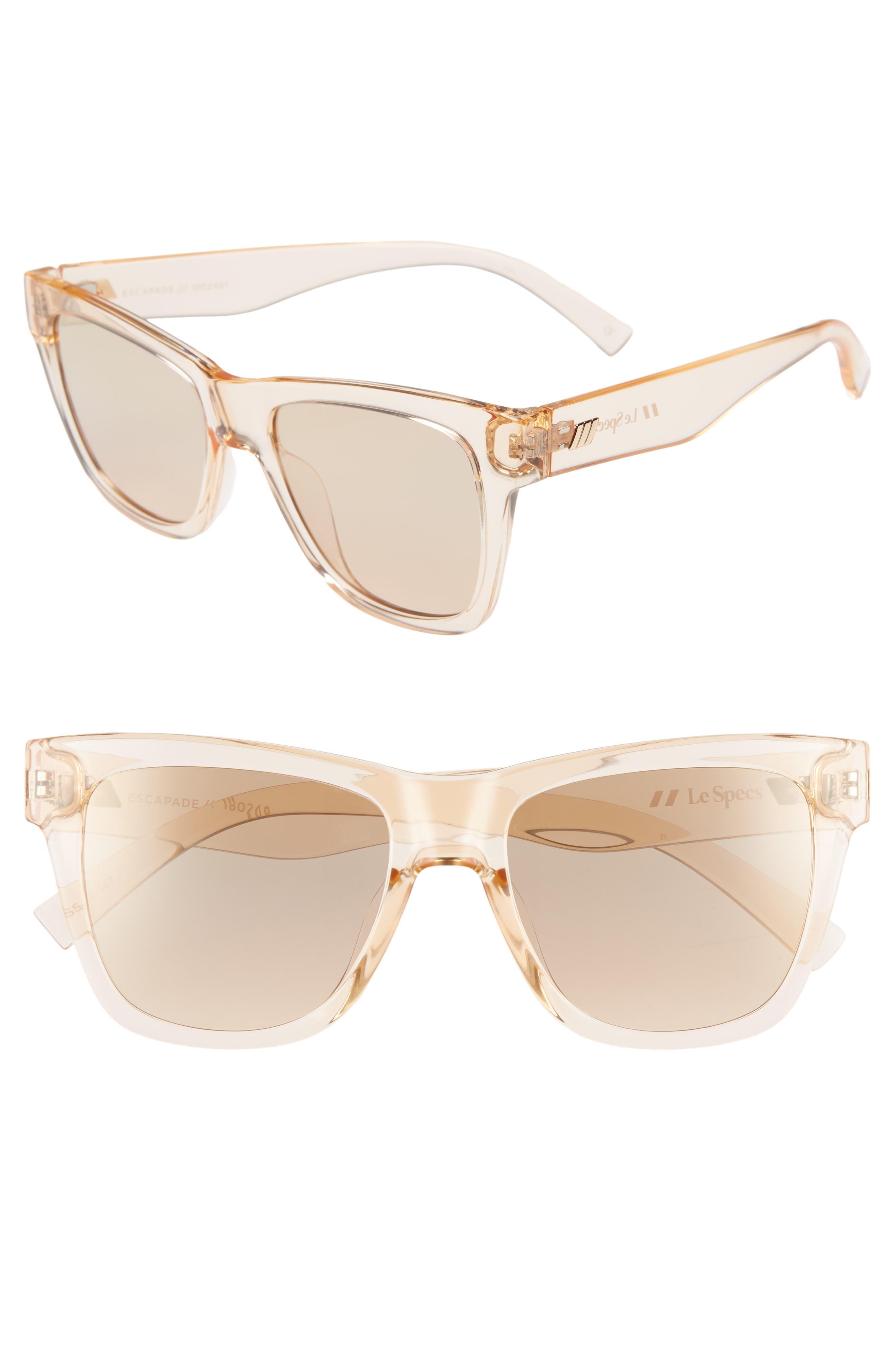 Le Specs Escapade 5m Sunglasses - Sandstorm