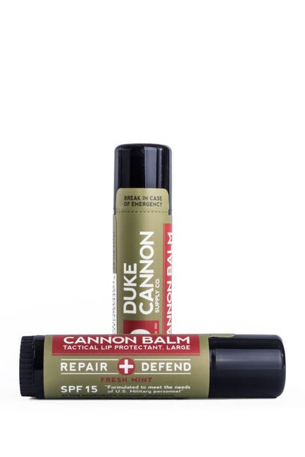 Image of DUKE CANNON Cannon Balm Tactical Lip Protectant
