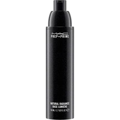 MAC Prep + Prime Natural Radiance Base, .7 oz - Radiant Yellow