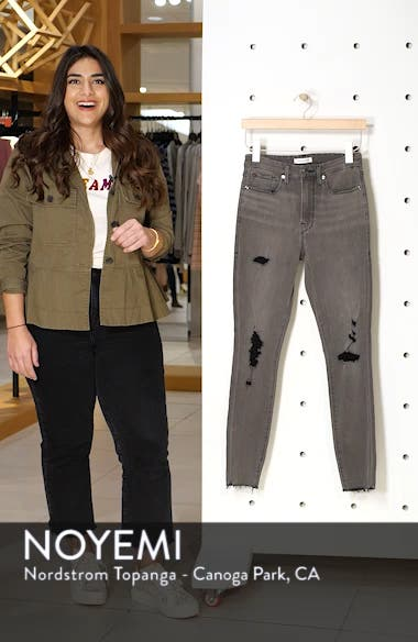 eac1b12934143 ... Good Waist Ripped High Waist Skinny Jeans, sales video thumbnail ...