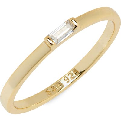 Stella And Bow Pelli Pinky Ring