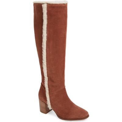 Seychelles Face To Face Knee High Boot, Brown