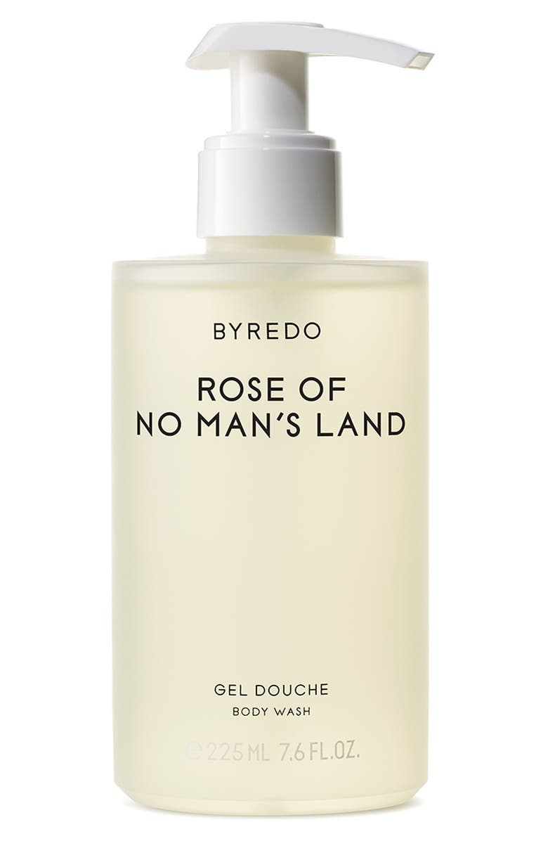 BYREDO Rose of No Man's Land Body Wash, Main, color, NO COLOR