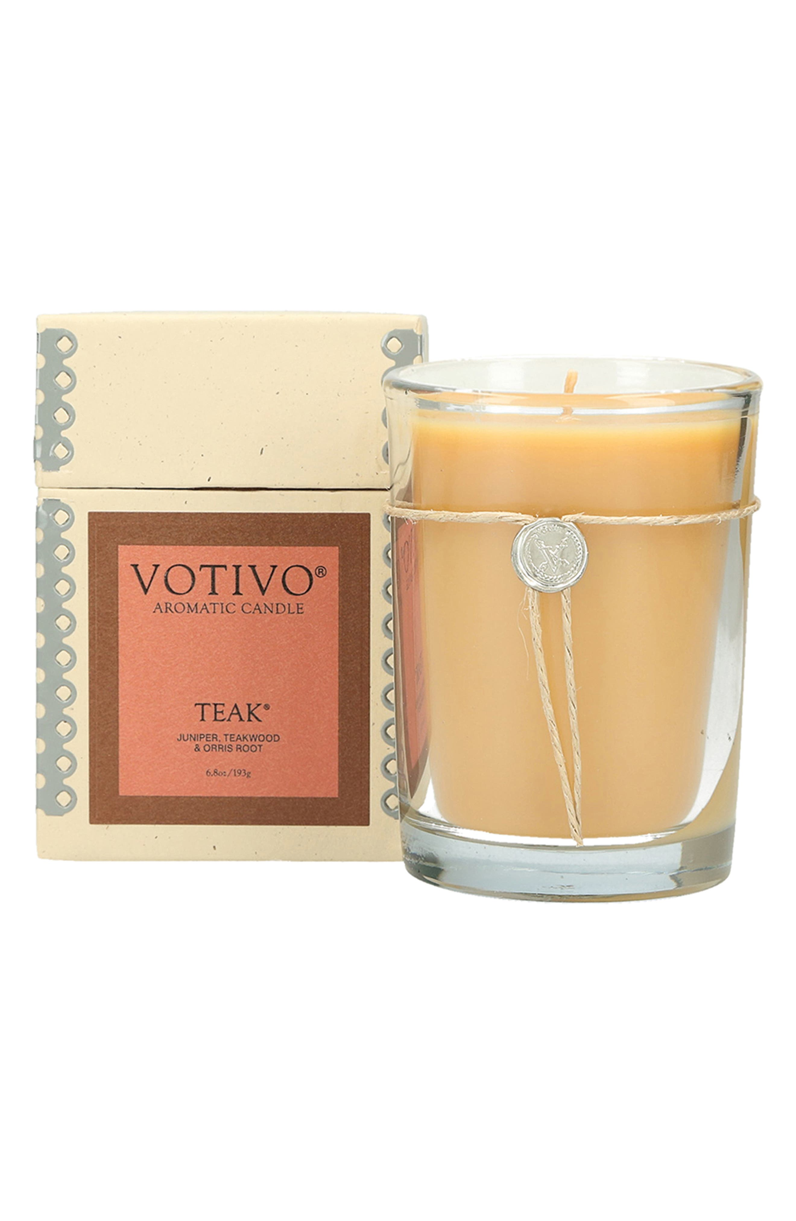 An elegant candle presented in a glass vessel with a soy wax blend fills any room in your home with beautiful scent. White Iris: A fresh scent with notes of bergamot, yiang, lily, violet, rose, iris, vetiver, benzoin and musk. Red Currant: A fresh scent with notes of citrus, cassis, geranium, earthy green and fruity musk. Honeysuckle: A fresh fragrance with notes of citrus, dey greens, wild honeysuckle, jasmine, orange flower and floral musk. Grey