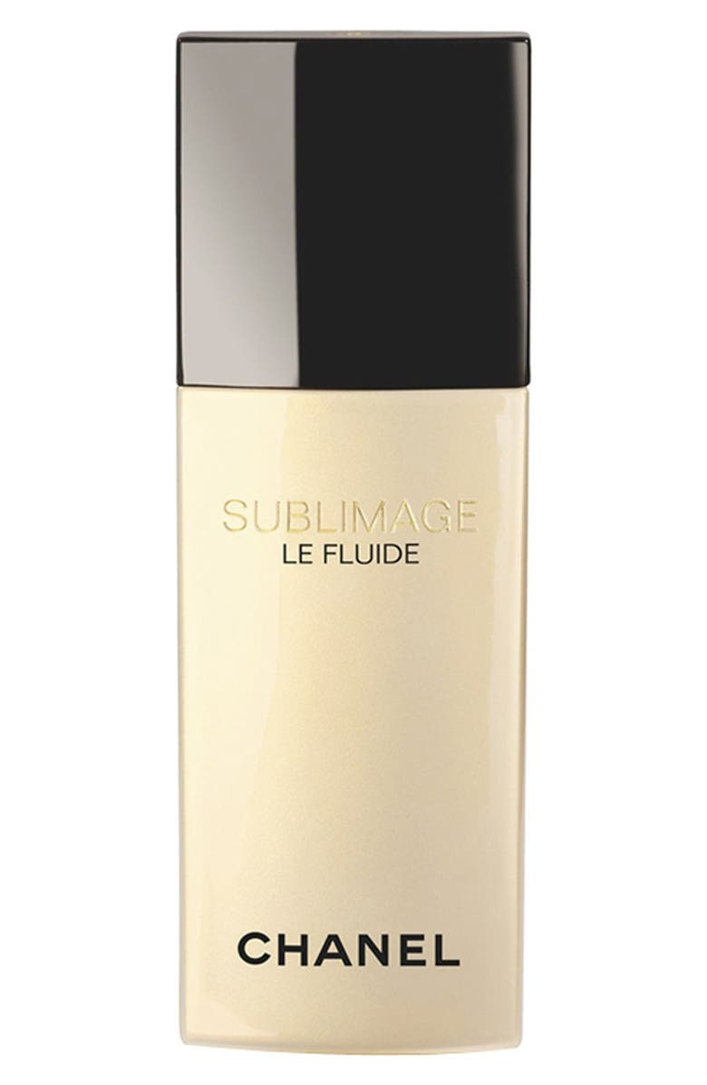 CHANEL SUBLIMAGE LE FLUIDE <br />Ultimate Skin Regeneration, Main, color, NO COLOR