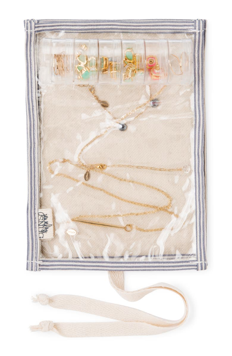 JEWELRY SNUG Jewelry Roll, Main, color, 100