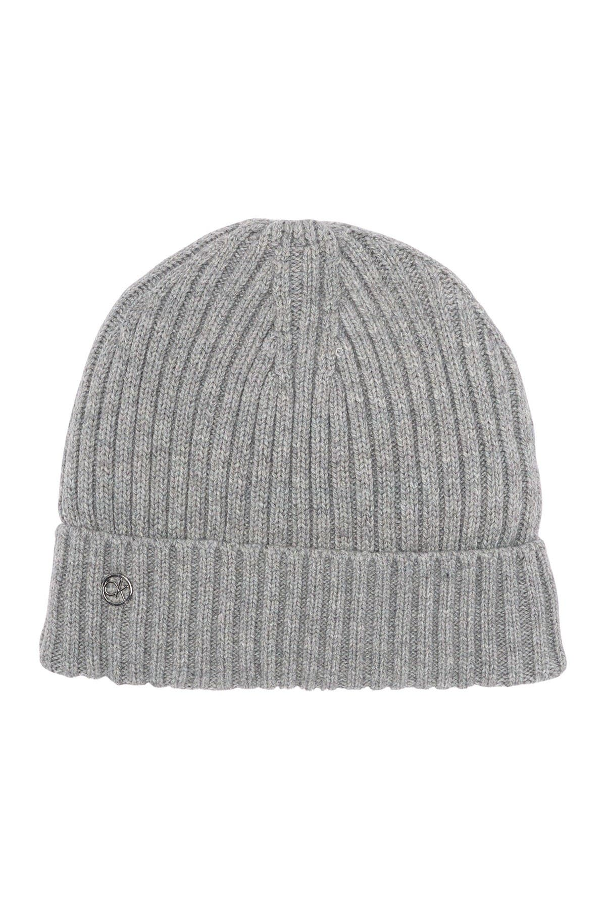 Image of Calvin Klein Plaited Logo Hat