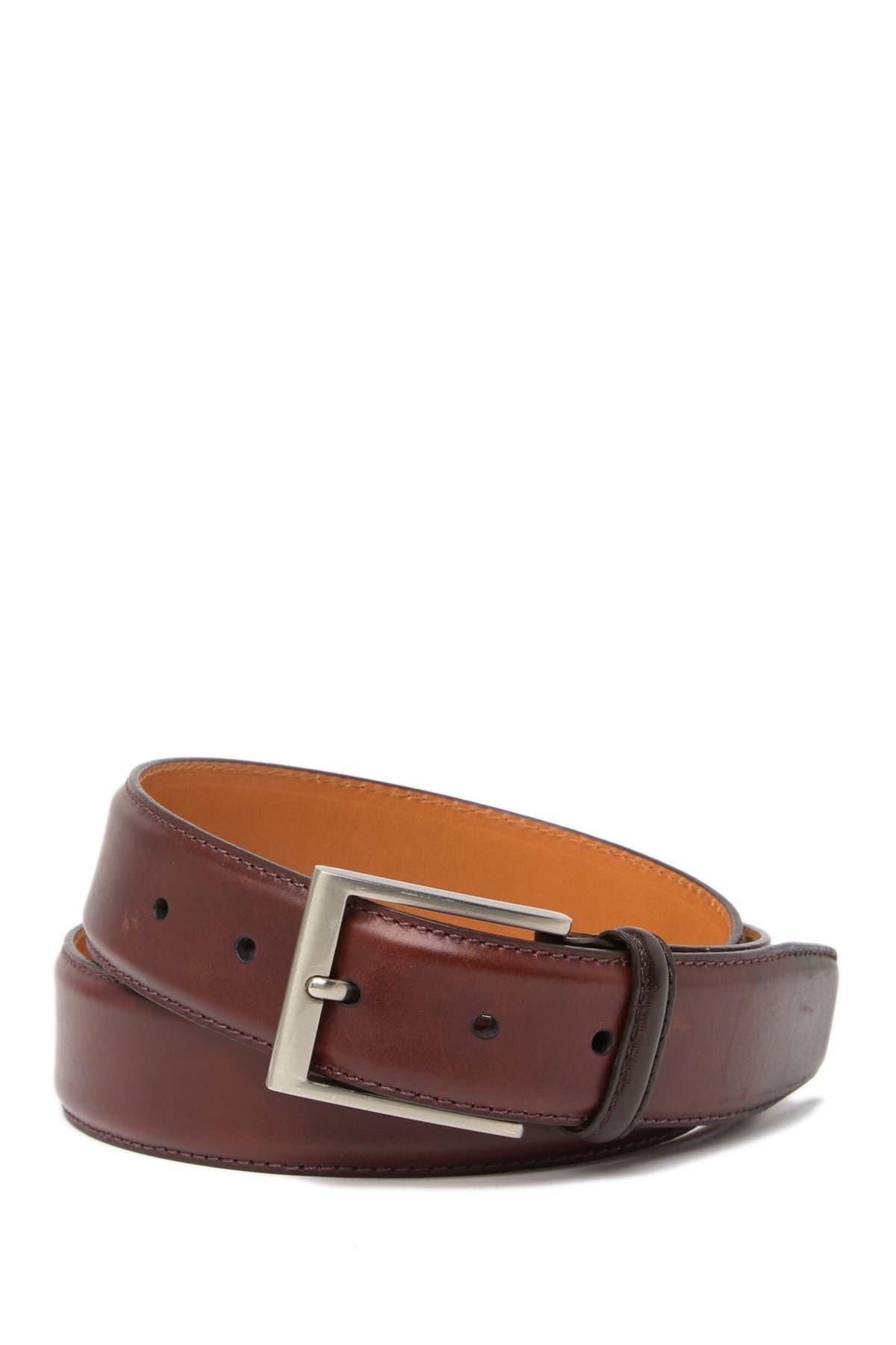 Image of Magnanni Catabonia Leather Belt