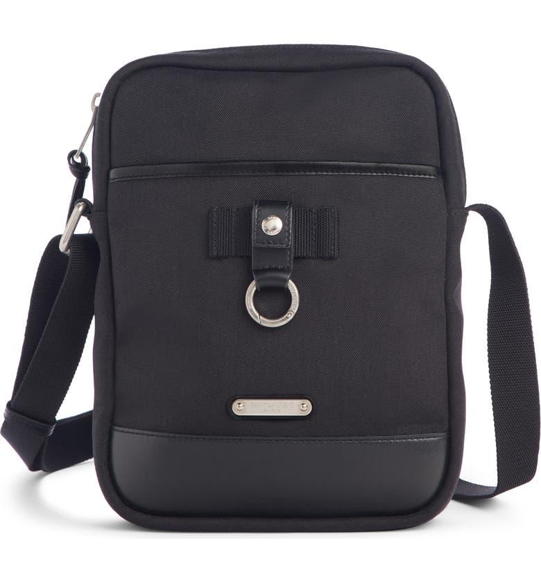 SAINT LAURENT Small Messenger Bag, Main, color, 001