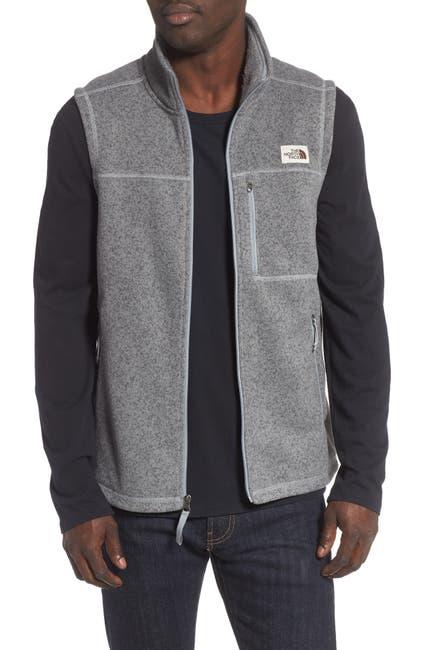 Image of The North Face Gordon Lyons Sweater Fleece Vest