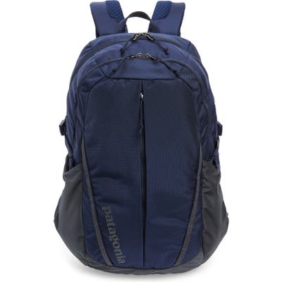 Patagonia 28 Liter Refugio Nylon Backpack - Blue