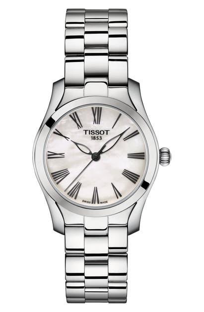 Tissot T-WAVE BRACELET WATCH, 30MM