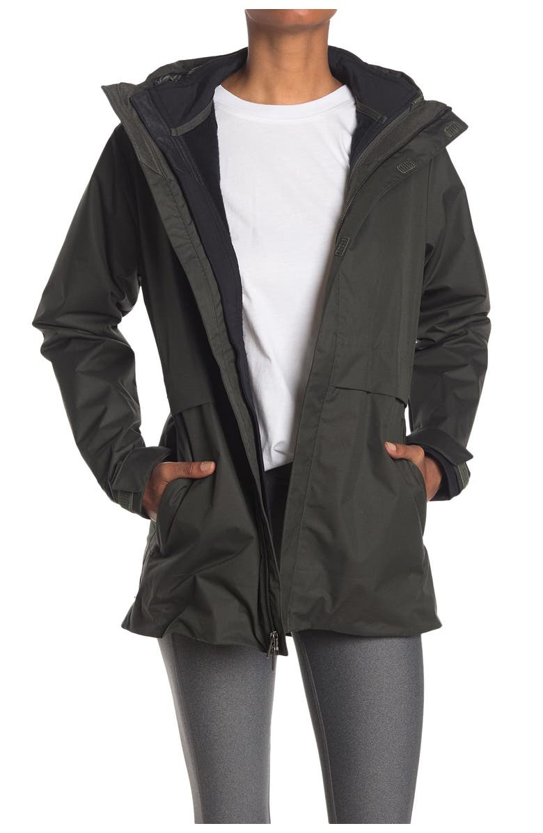 UNDER ARMOUR UA Armour 3-in-1 Jacket, Main, color, GRN