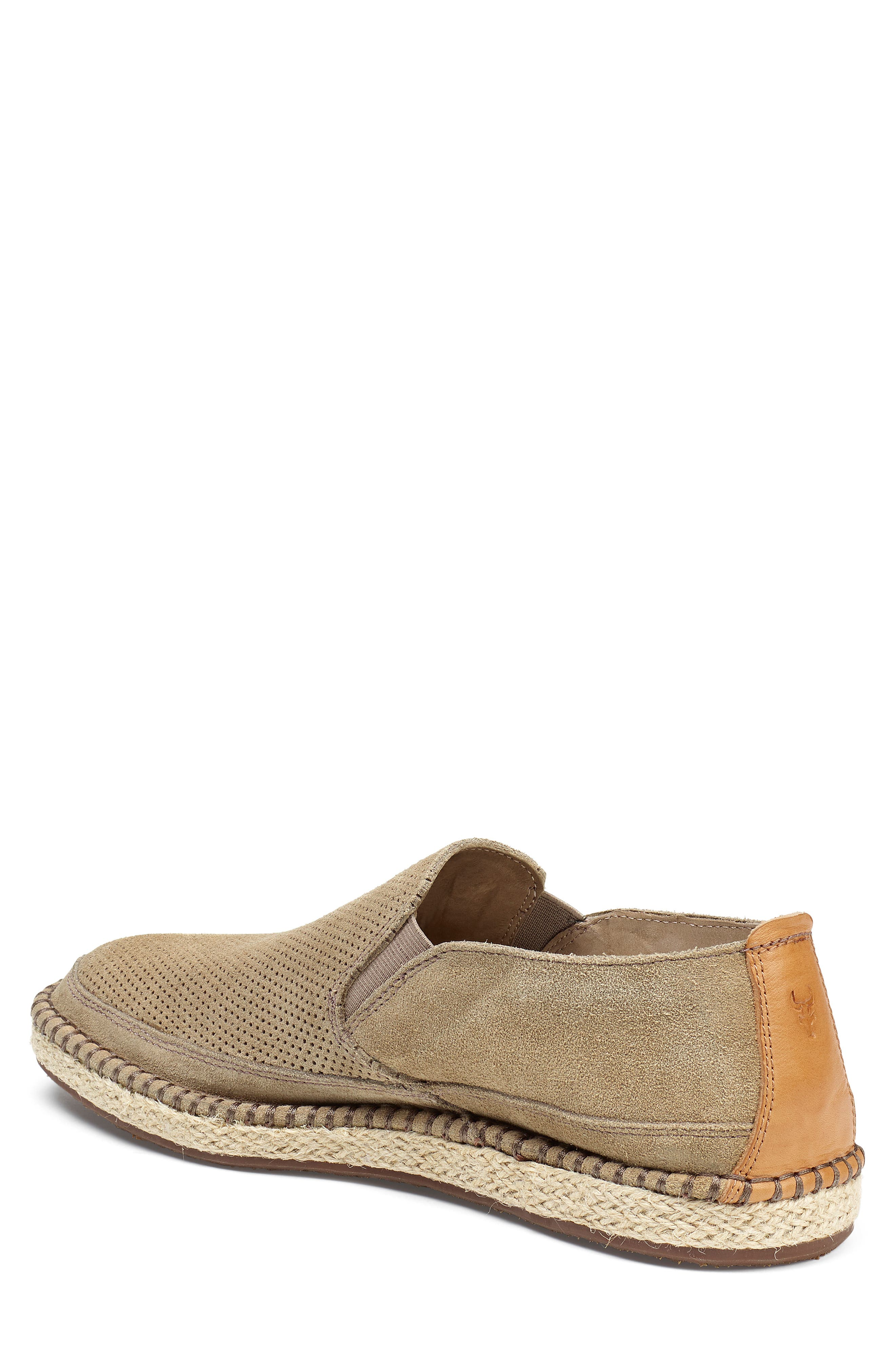 ,                             Braxton Loafer,                             Alternate thumbnail 2, color,                             TAUPE SUEDE