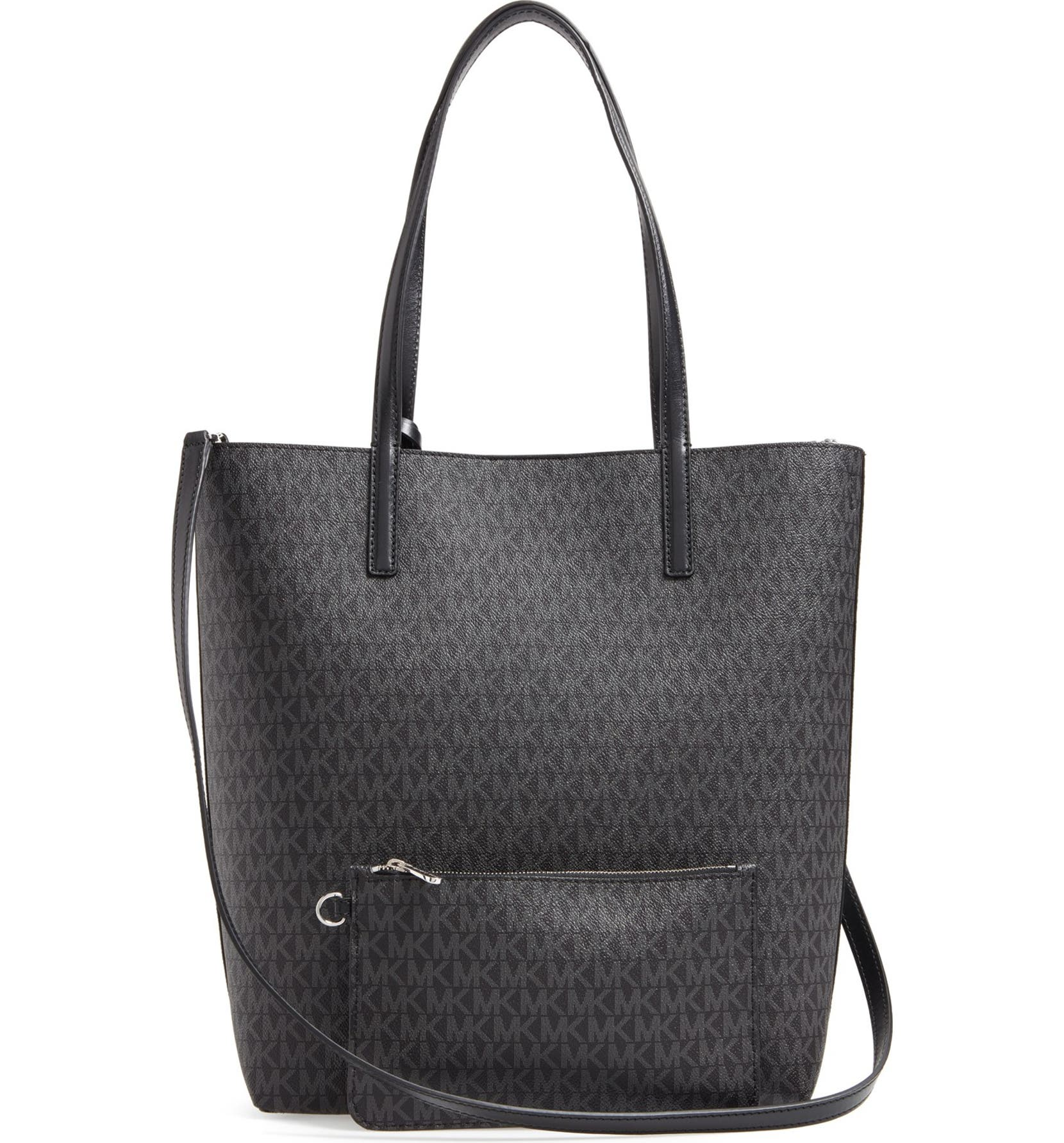 002ef830f438 MICHAEL Michael Kors 'Large Hayley' Coated Canvas Tote | Nordstrom