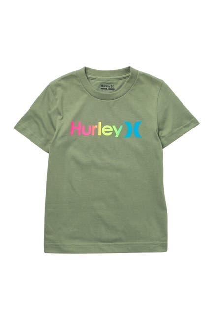 Image of Hurley One & Only Short Sleeve T-Shirt