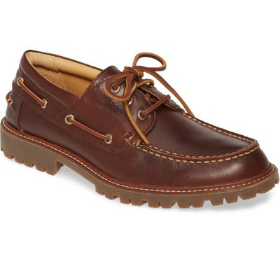 Sperry Gold Cup Authentic Original Boat Shoe, Brown